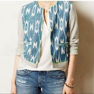 Staci Woo Jacket for Anthropologie